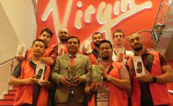 JBL® Flip 4 launch at Virgin Mega store, Bahrain City Centre